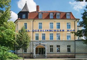 Regiohotel Quedlinburger Hof, Szállodák  Quedlinburg - big - 1
