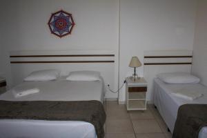 Hotel Marina Do Lago, Hotels  Santa Cruz da Conceição - big - 42