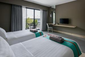 8 Icon Ao Nang Krabi, Hotel  Ao Nang Beach - big - 4