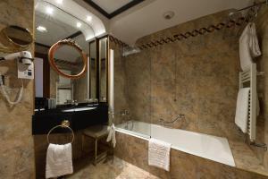 Dvoulůžkový pokoj typu Premium s oddělenými postelemi