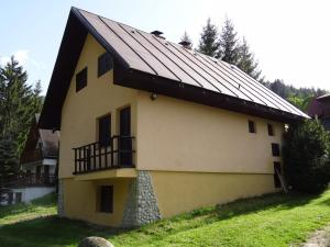 Chata Ski Jasna, Holiday homes  Demanovska Dolina - big - 41