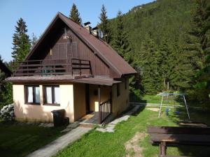 Chata Ski Jasna, Holiday homes  Demanovska Dolina - big - 1