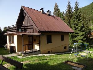 Chata Ski Jasna, Holiday homes  Demanovska Dolina - big - 43