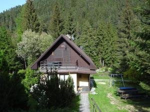 Chata Ski Jasna, Holiday homes  Demanovska Dolina - big - 44
