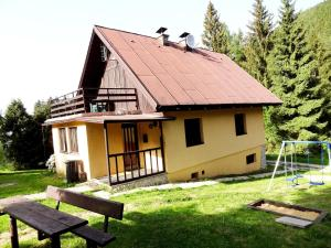 Chata Ski Jasna, Holiday homes  Demanovska Dolina - big - 47