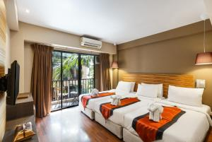 The Cottage Suvarnabhumi, Hotels  Lat Krabang - big - 9