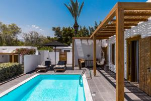 Minos Beach Art Hotel, Hotels  Agios Nikolaos - big - 75