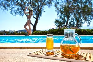 Minos Beach Art Hotel, Hotels  Agios Nikolaos - big - 76