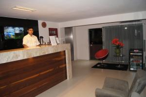 Hotel Fortaleza Inn, Hotely  Fortaleza - big - 28