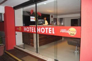 Hotel Fortaleza Inn, Hotely  Fortaleza - big - 27