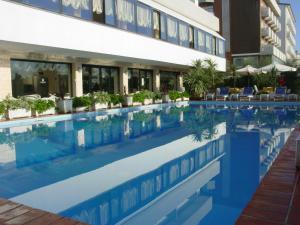 Hotel Granada, Hotel  Milano Marittima - big - 35