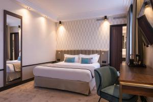 Třílůžkový pokoj typu Comfort