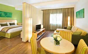 Al Khoory Executive Hotel, Al Wasl, Hotely  Dubaj - big - 2