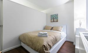 Luxury 2 Bedrooms Apartment Murray Hill, Apartmány  New York - big - 104