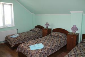 Park Hotel Mariupol, Комплексы для отдыха с коттеджами/бунгало  Мариуполь - big - 13