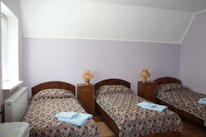 Park Hotel Mariupol, Комплексы для отдыха с коттеджами/бунгало  Мариуполь - big - 3