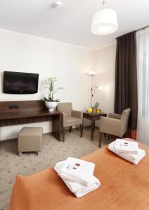 Hotel Artus, Отели  Карпач - big - 24
