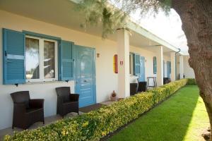 Alle Tamerici Hotel, Hotely  Ladispoli - big - 32