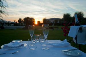 Alle Tamerici Hotel, Hotely  Ladispoli - big - 43