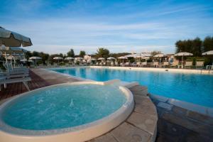 Alle Tamerici Hotel, Hotely  Ladispoli - big - 62