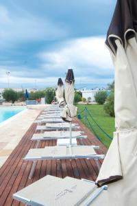 Alle Tamerici Hotel, Hotely  Ladispoli - big - 1