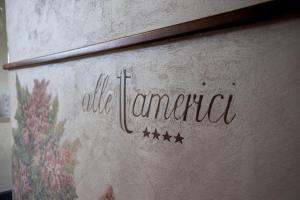 Alle Tamerici Hotel, Hotely  Ladispoli - big - 82