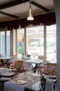 Alle Tamerici Hotel, Hotely  Ladispoli - big - 83
