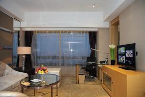 Shanghai Hongqiao Airport Hotel - Air China, Hotels  Shanghai - big - 5