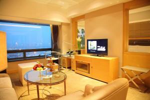 Shanghai Hongqiao Airport Hotel - Air China, Hotels  Shanghai - big - 6