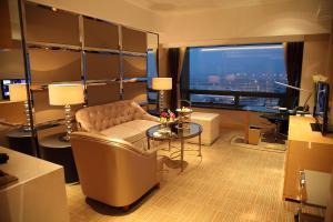 Shanghai Hongqiao Airport Hotel - Air China, Hotels  Shanghai - big - 53