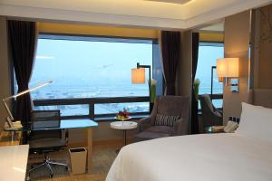 Shanghai Hongqiao Airport Hotel - Air China, Hotels  Shanghai - big - 3