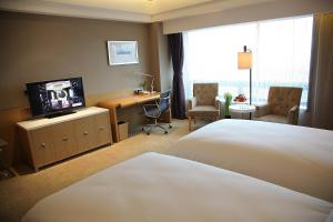 Shanghai Hongqiao Airport Hotel - Air China, Hotels  Shanghai - big - 8