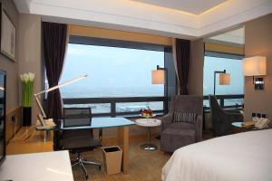 Shanghai Hongqiao Airport Hotel - Air China, Hotels  Shanghai - big - 23