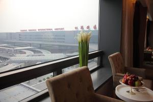 Shanghai Hongqiao Airport Hotel - Air China, Hotels  Shanghai - big - 17