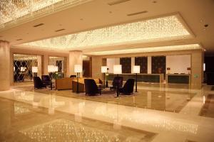 Shanghai Hongqiao Airport Hotel - Air China, Hotels  Shanghai - big - 37