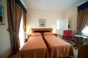 Alle Tamerici Hotel, Hotely  Ladispoli - big - 40