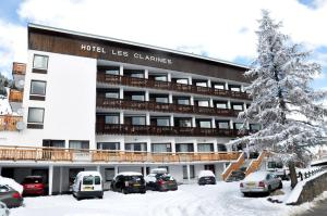 Hotel Les Clarines - Les Deux Alpes