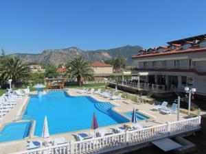 Dalyan Palmiye Resort Hotel, Hotels  Dalyan - big - 43