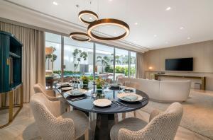 Four Bedroom Duplex Suite