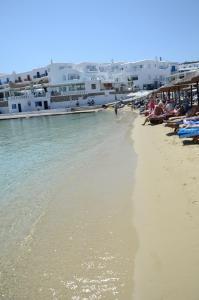 Acrogiali Hotel, Hotels  Platis Yialos Mykonos - big - 62