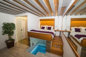 Apartment Royal Gold, Apartments  Belgrade - big - 38