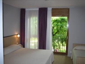 Hôtel Les Esclargies, Hotel  Rocamadour - big - 8