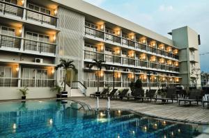 Quest Hotel Semarang, Отели  Семаранг - big - 11