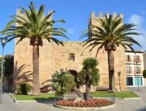 Hostal Brisa Marina, Penziony  Port d'Alcúdia - big - 33