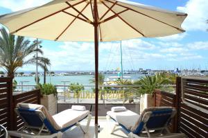 Hostal Brisa Marina, Penziony  Port d'Alcúdia - big - 14