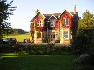 Kinnaird Country House - Accommodation - Pitlochry