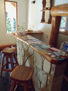 Hosteria Lekun Lekun, Penziony – hostince  Villa La Angostura - big - 37