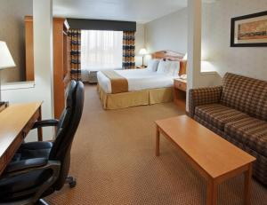 Holiday Inn Express Elk Grove Central-Sacramento, Hotels  Elk Grove - big - 4