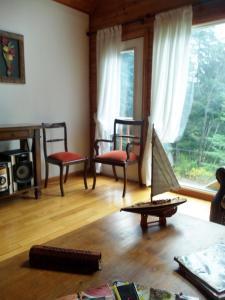 Hosteria Lekun Lekun, Penziony – hostince  Villa La Angostura - big - 66