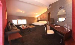 Hotel Concorde, Hotely  Veliko Tŭrnovo - big - 5